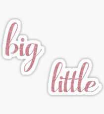 Big&Little Stickers Sticker