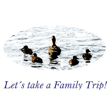 Let's take a family trip! by TCL-Cologne