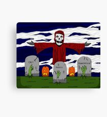 Resurrection Canvas Print
