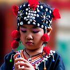 Thai Princess by phil decocco