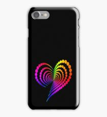 Rainbow Heart iPhone Case/Skin
