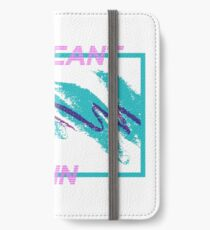 You Can't Win iPhone Wallet/Case/Skin