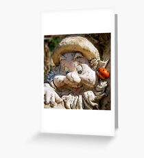 Who's Looking at You? Greeting Card