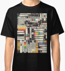 80´S VHS TAPES Classic T-Shirt