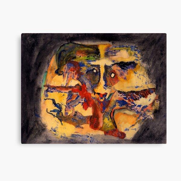 HOMUNCULUS Canvas Print