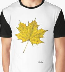 Tanglewood Maple Graphic T-Shirt