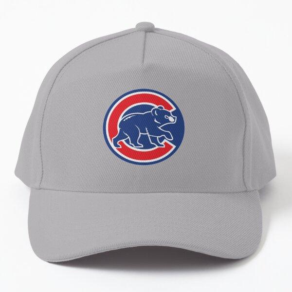 Bear of Chicago Logo Baseball Cap