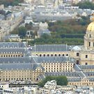 Paris Tilted by DES PALMER