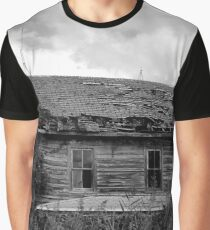 the unforgiving MARSH Graphic T-Shirt