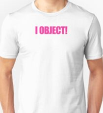 Legally Blonde - I Object! T-Shirt
