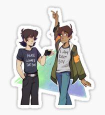 Dat Boi Sticker