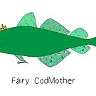 Fairy CodMother by avillustrations