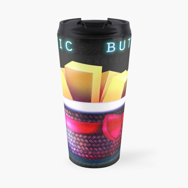 Exotic Butters Travel Mug