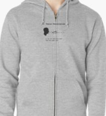 Swag for Silicon Valley Pesca-Pescatarian  Zipped Hoodie
