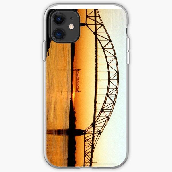 Cape Cod Bourne Bridge iPhone Soft Case