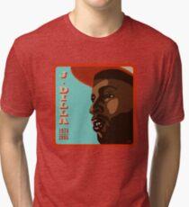 J. Dilla Tri-blend T-Shirt