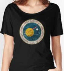 NASA Vintage Seal Women's Relaxed Fit T-Shirt
