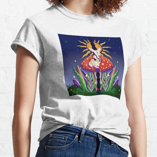 Enlightened Bunny Classic T-Shirt