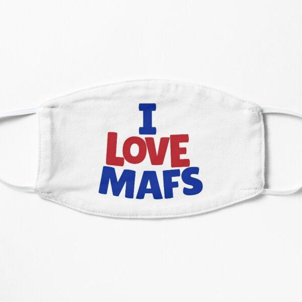 I love MAFS Flat Mask