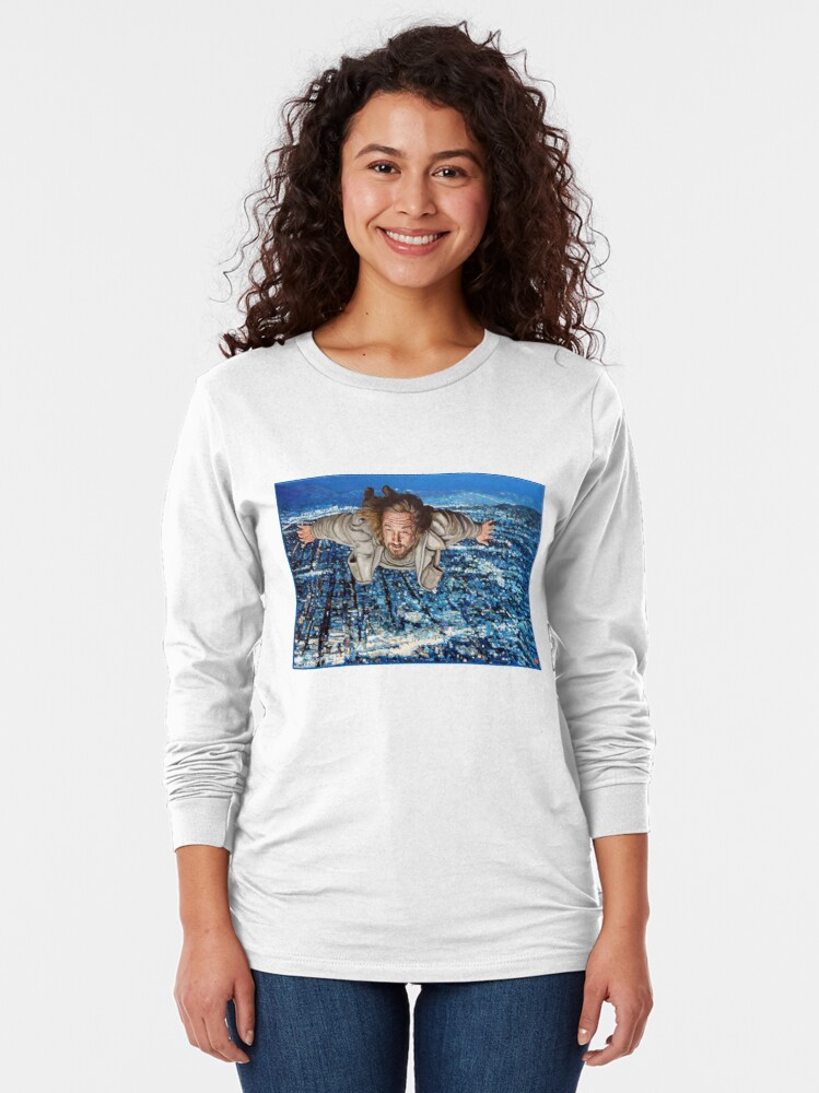 Alternate view of Come Fly With Me Long Sleeve T-Shirt