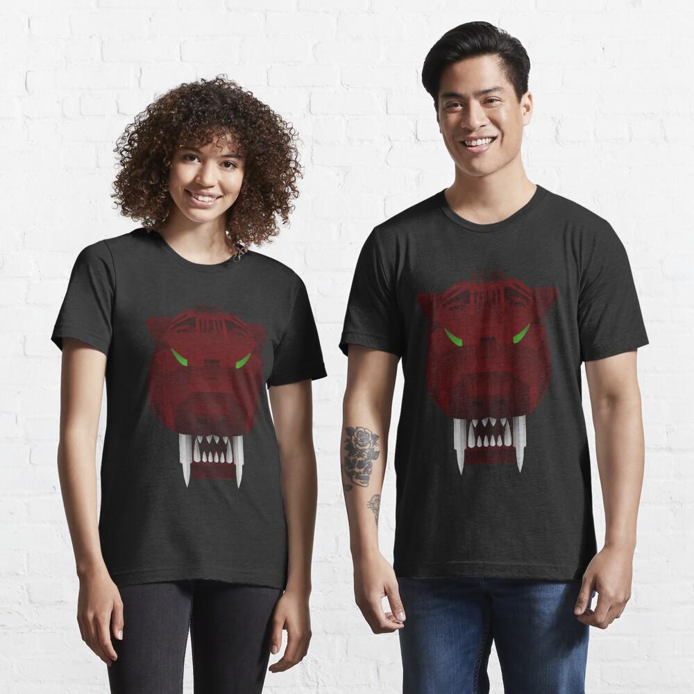 Saber Tiger - Raven Ver. Essential T-Shirt