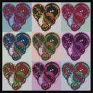 Steampunk 'Pop-Heart' Pop Art by Steve Crompton