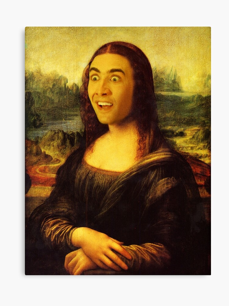 Weird Mona Lisa Pictures 6