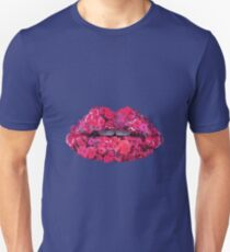 Bad Things Art 1 (BLUE) Unisex T-Shirt