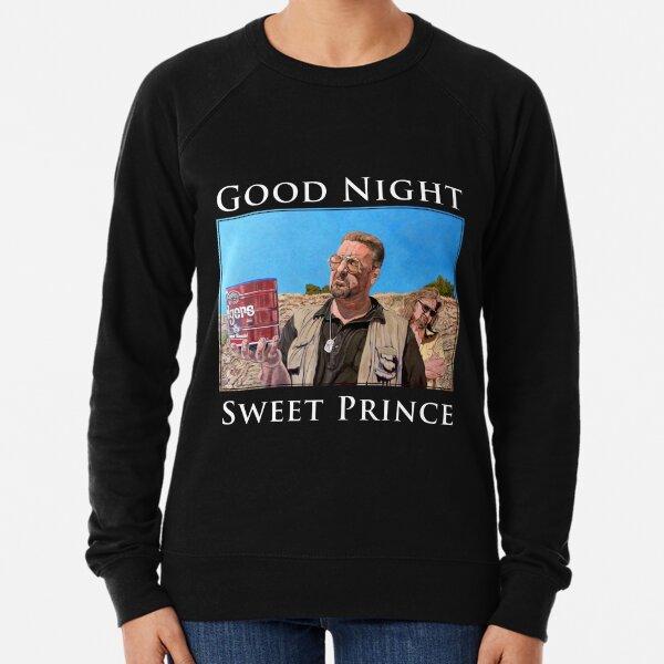 Good Night Sweet Prince Lightweight Sweatshirt