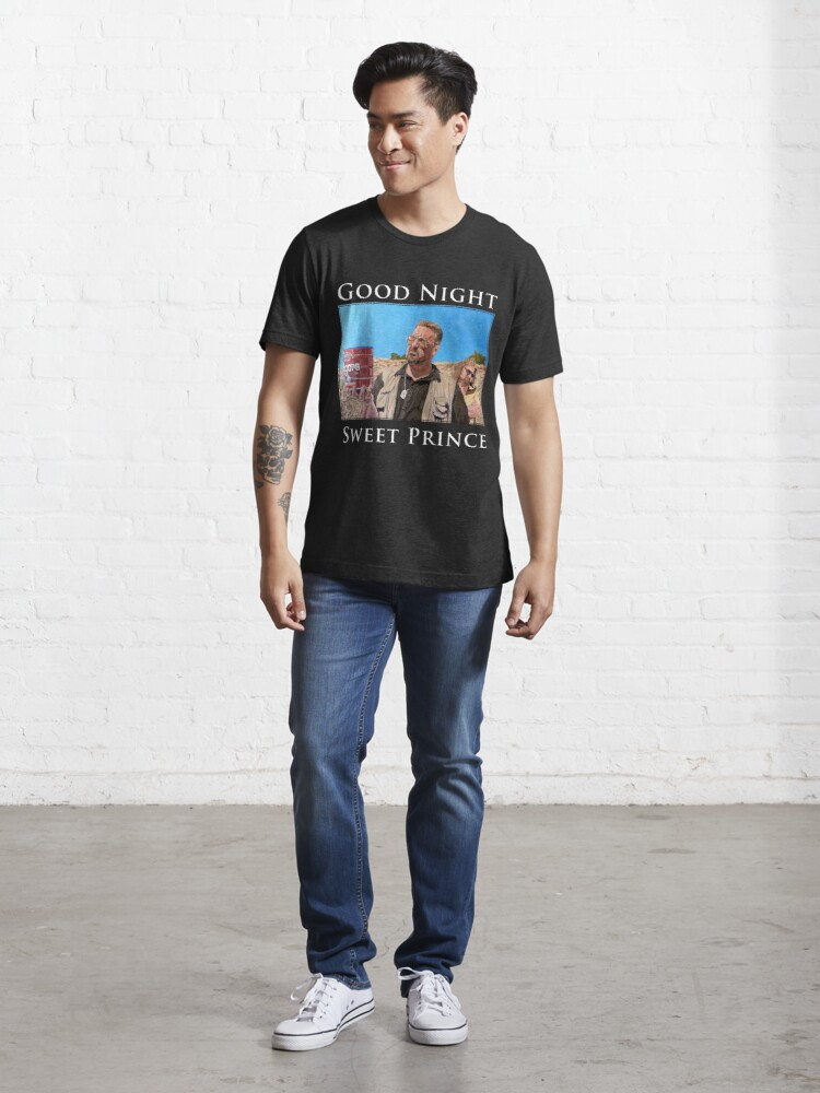 Alternate view of Good Night Sweet Prince Essential T-Shirt