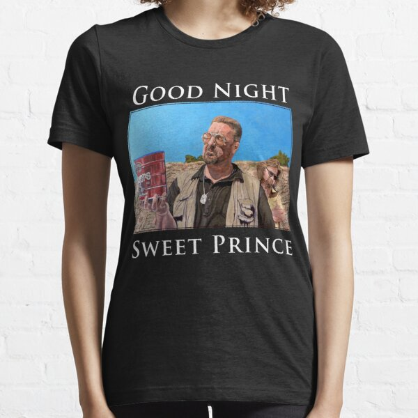 Good Night Sweet Prince Essential T-Shirt