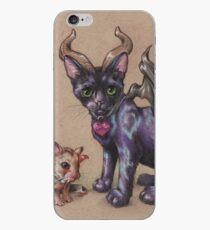 Pet Monsters - RedBubble Challenge October 2016 iPhone Case