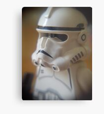 Clone Trooper Metal Print