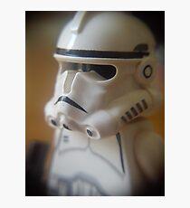 Clone Trooper Photographic Print