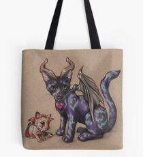Pet Monsters - RedBubble Challenge October 2016 Tote Bag