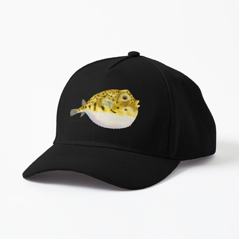 Pufferfish Cap