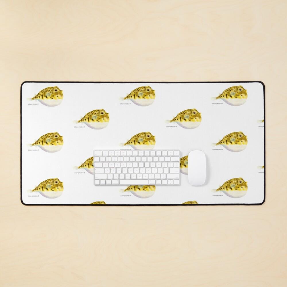 Pufferfish Mouse Pad