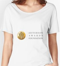 Medallion with Match Up Women's Relaxed Fit T-Shirt
