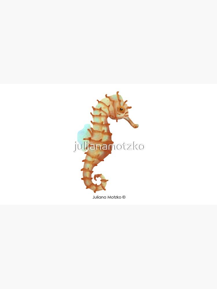 Japanese Seahorse by julianamotzko