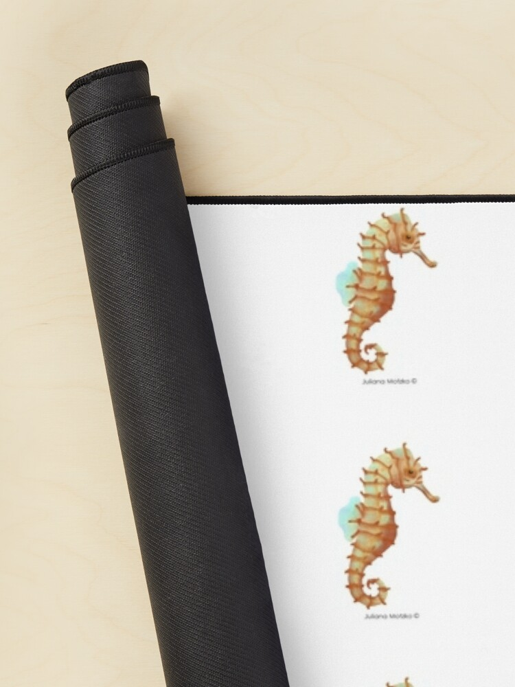 Alternate view of Japanese Seahorse Mouse Pad