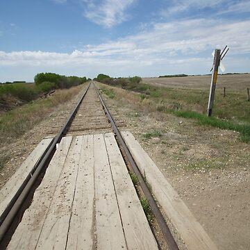 Rail Crossing 2 by raquelfletcher