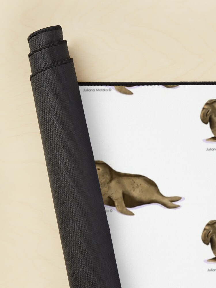 Alternate view of Elephant Seal Mouse Pad