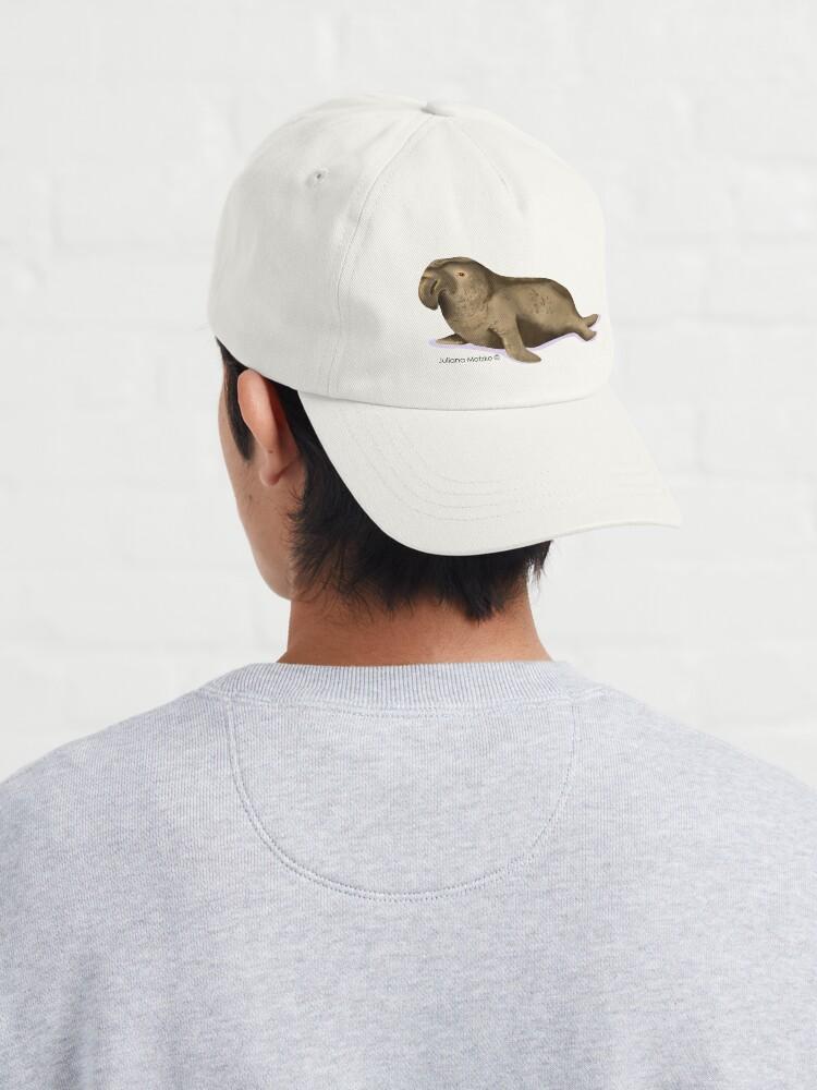 Alternate view of Elephant Seal Cap