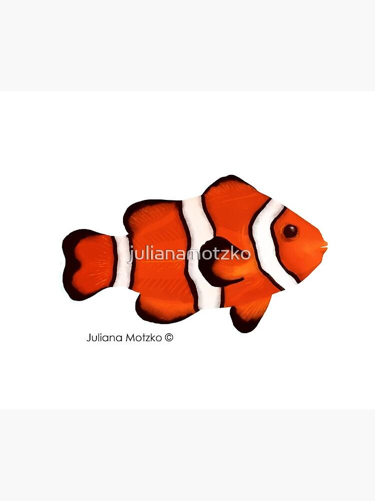 Clownfish by julianamotzko