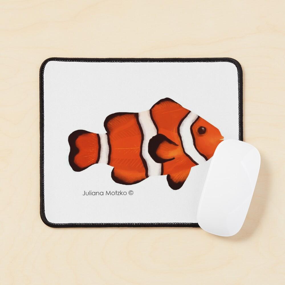 Clownfish Mouse Pad
