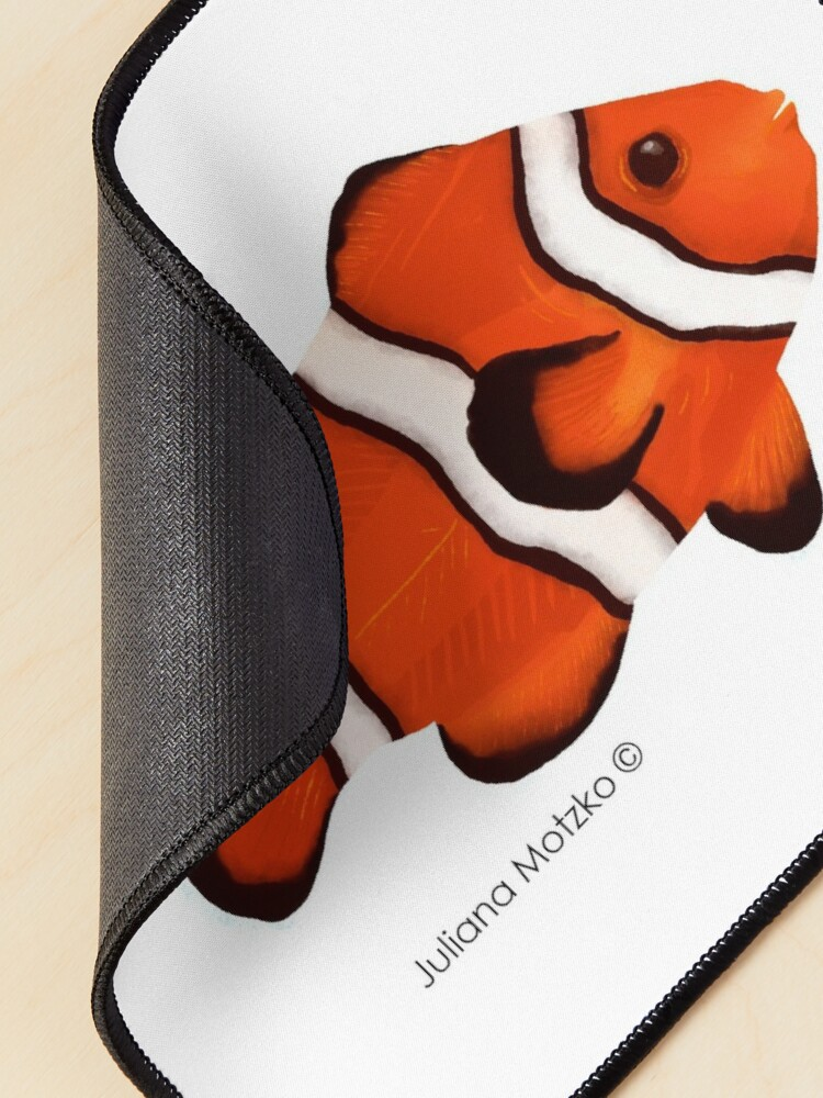 Alternate view of Clownfish Mouse Pad