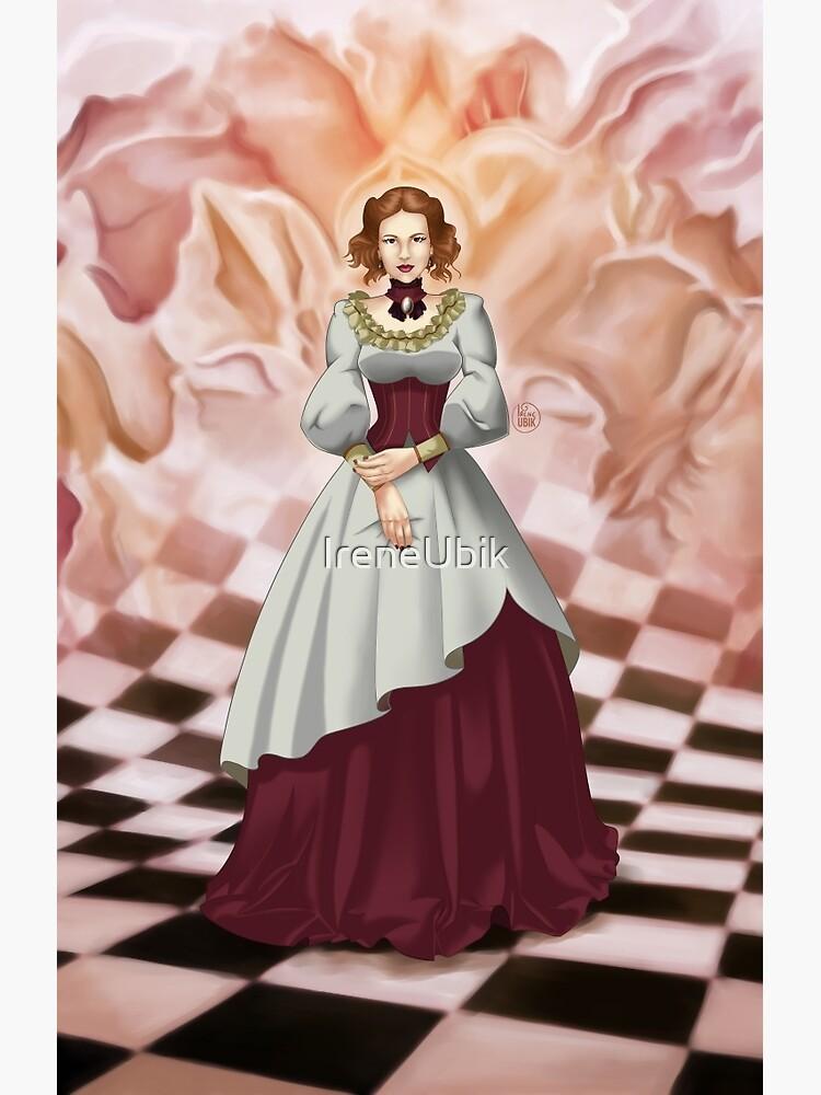 Alma Maristella - Voyager Witch of Retribution by ladykraken