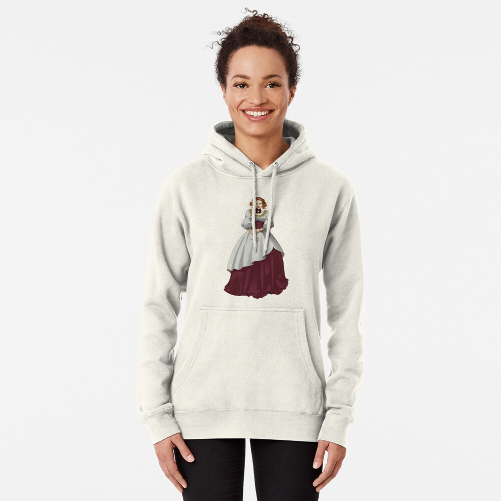 Alma Maristella - Voyager Witch of Retribution Pullover Hoodie