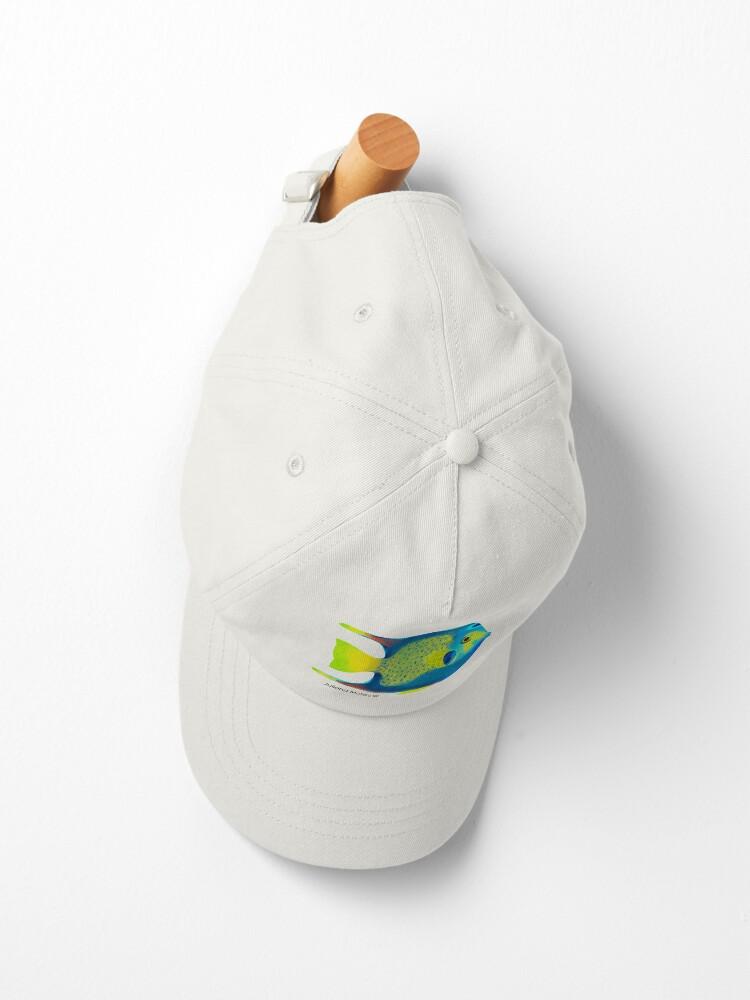 Alternate view of Angelfish Cap