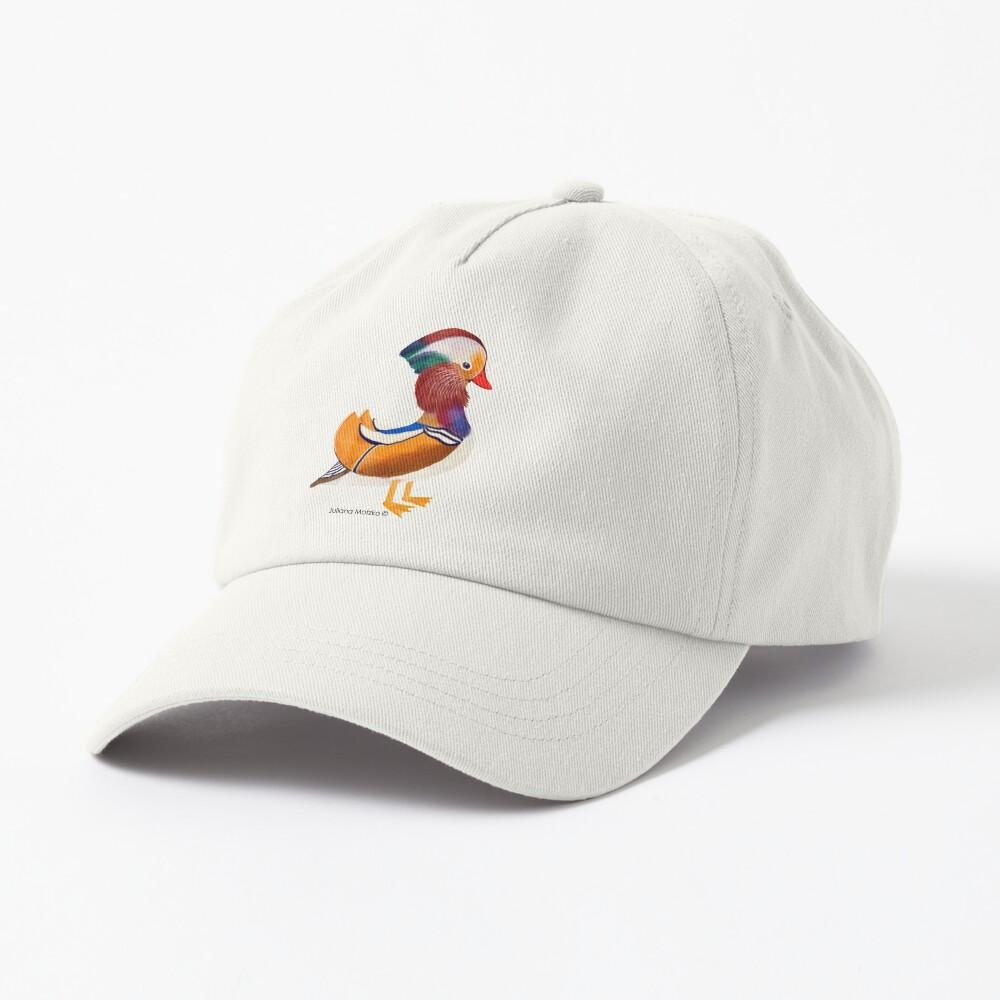 Mandarin Duck Cap
